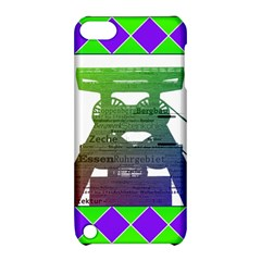 Mine Apple iPod Touch 5 Hardshell Case with Stand