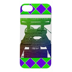 Mine Apple Iphone 5s Hardshell Case
