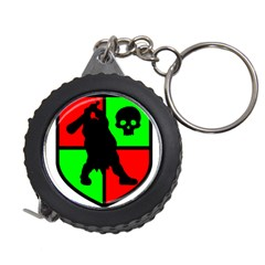 Angry Ogre Games Logo Measuring Tape