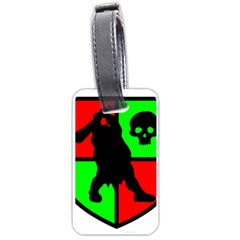Angry Ogre Games Logo Luggage Tag (One Side)