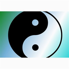 Ying Yang  Canvas 20  x 30  (Unframed)
