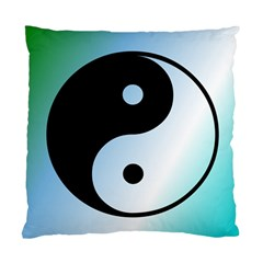 Ying Yang  Cushion Case (Two Sided)