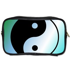 Ying Yang  Travel Toiletry Bag (Two Sides)