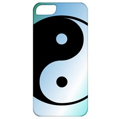 Ying Yang  Apple Iphone 5 Classic Hardshell Case