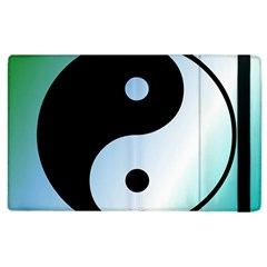 Ying Yang  Apple iPad 2 Flip Case