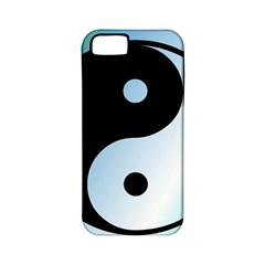 Ying Yang  Apple Iphone 5 Classic Hardshell Case (pc+silicone)