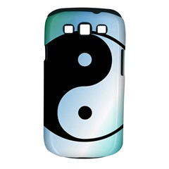 Ying Yang  Samsung Galaxy S III Classic Hardshell Case (PC+Silicone)