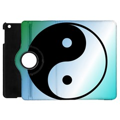 Ying Yang  Apple iPad Mini Flip 360 Case