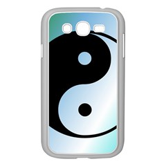 Ying Yang  Samsung Galaxy Grand DUOS I9082 Case (White)