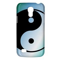 Ying Yang  Samsung Galaxy S4 Mini (GT-I9190) Hardshell Case