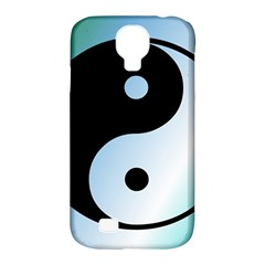 Ying Yang  Samsung Galaxy S4 Classic Hardshell Case (PC+Silicone)