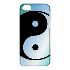 Ying Yang  Apple Iphone 5c Hardshell Case