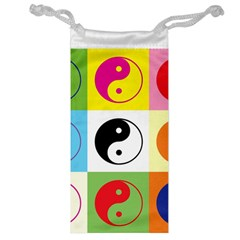 Ying Yang   Jewelry Bag