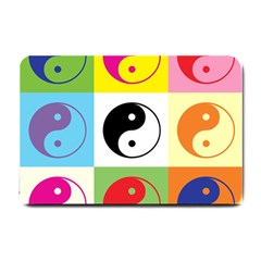 Ying Yang   Small Door Mat