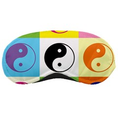 Ying Yang   Sleeping Mask