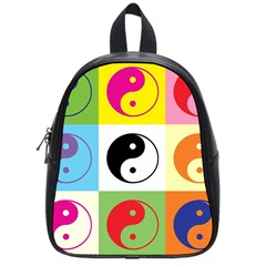 Ying Yang   School Bag (Small)