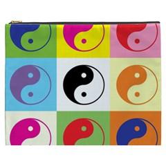 Ying Yang   Cosmetic Bag (XXXL)