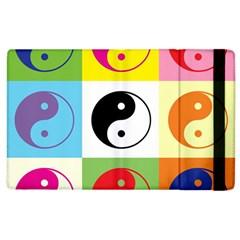 Ying Yang   Apple iPad 2 Flip Case
