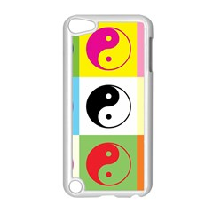 Ying Yang   Apple Ipod Touch 5 Case (white)
