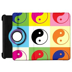 Ying Yang   Kindle Fire Hd 7  (1st Gen) Flip 360 Case