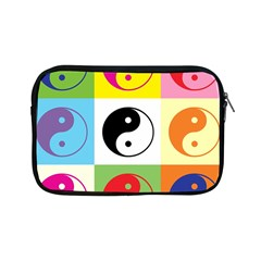 Ying Yang   Apple Ipad Mini Zippered Sleeve