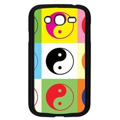 Ying Yang   Samsung Galaxy Grand DUOS I9082 Case (Black)
