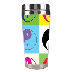 Ying Yang   Stainless Steel Travel Tumbler