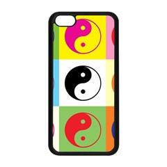 Ying Yang   Apple Iphone 5c Seamless Case (black)