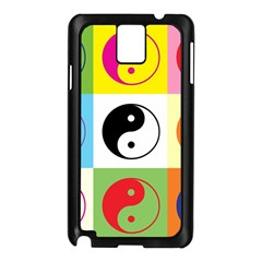 Ying Yang   Samsung Galaxy Note 3 N9005 Case (Black)