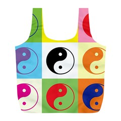 Ying Yang   Reusable Bag (L)