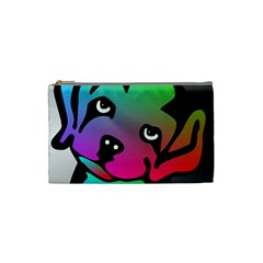 Dog Cosmetic Bag (small)