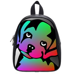 Dog School Bag (Small)