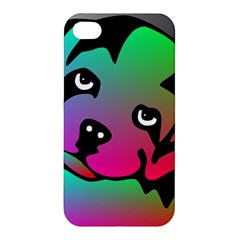 Dog Apple Iphone 4/4s Hardshell Case