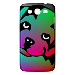 Dog Samsung Galaxy Mega 5.8 I9152 Hardshell Case