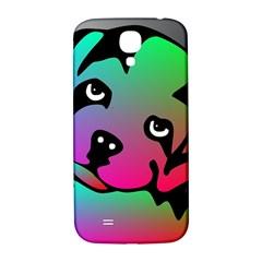 Dog Samsung Galaxy S4 I9500/I9505  Hardshell Back Case