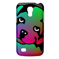 Dog Samsung Galaxy S4 Mini (GT-I9190) Hardshell Case