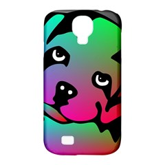 Dog Samsung Galaxy S4 Classic Hardshell Case (PC+Silicone)
