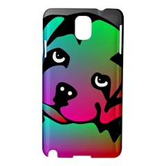 Dog Samsung Galaxy Note 3 N9005 Hardshell Case