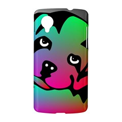 Dog Google Nexus 5 Hardshell Case