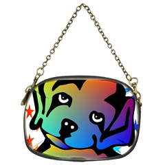 Dog Chain Purse (One Side)