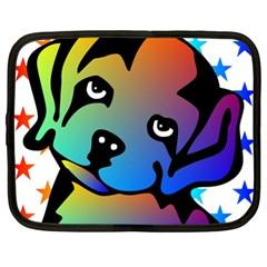 Dog Netbook Sleeve (XL)