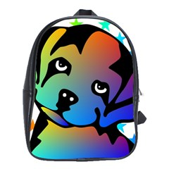 Dog School Bag (Large)