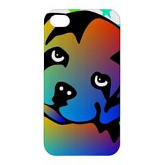 Dog Apple Iphone 4/4s Hardshell Case