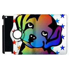Dog Apple iPad 2 Flip 360 Case