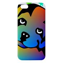 Dog Apple iPhone 5 Premium Hardshell Case
