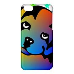 Dog Apple iPhone 5C Hardshell Case