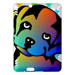Dog Kindle Fire HDX 7  Hardshell Case