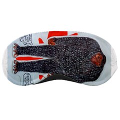 Big Foot H, Canada Flag Sleeping Mask