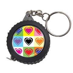 Hearts Measuring Tape