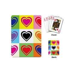 Hearts Playing Cards (Mini)